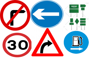 CLASSIFICATION OF ROAD SIGN BOARDS